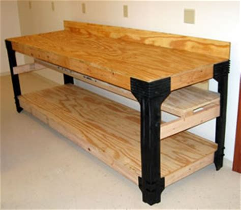 2x4 basics bench 2x4 basics workbench some extras to add diy home pinterest 2x4 basics