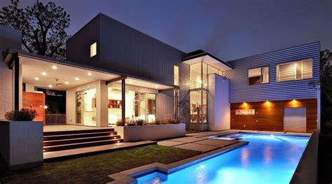 home design concept with beach background photo 35 fotos de fachadas de casas modernas arquitexs