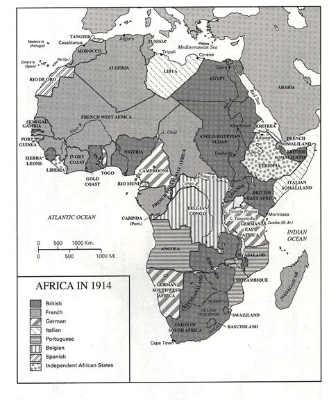 africa map 1914 map africa 1914 contrary