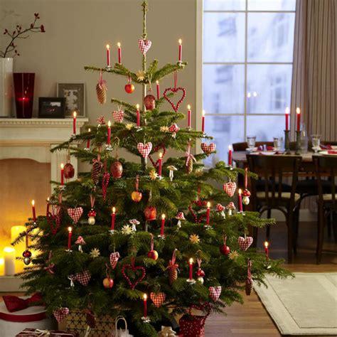weihnachtsbaum deko rot gold turbotech co