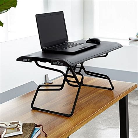 Small Standing Desk Varidesk Laptop 30 Portable Stand Up Small Stand Up Desk