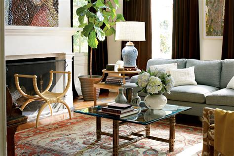 a decorator s 1920s home redo southern living living room charleston single home makeover southern