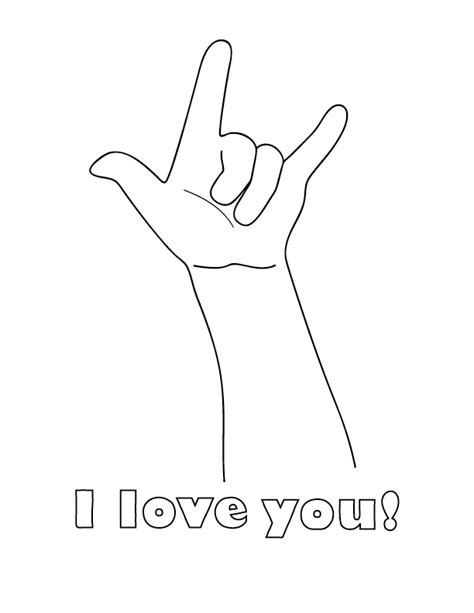 printable coloring pages i love you i love you printable coloring pages az coloring pages