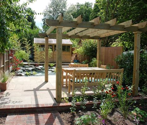 138 best long thin pretty garden images on pinterest small gardens decks and driveways