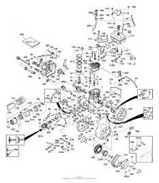 tecumseh h25 25189h parts diagram for engine parts list 1