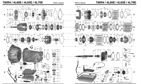 transmission parts diagram 42rle transmission parts diagram get free image about