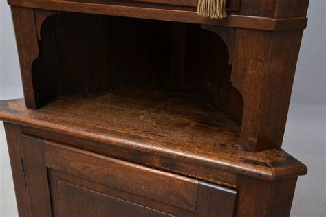 oak corner cabinets for sale antique corner cabinet in oak for sale at pamono