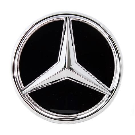 logo mercedes 2017 mercedes 2013 2017 led grill logo badge emblem