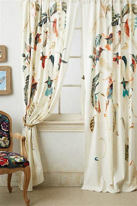bird design curtains curtains decoration suggestions fresh design pedia