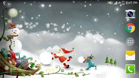 google images wallpaper christmas christmas snow live wallpaper android apps auf google play