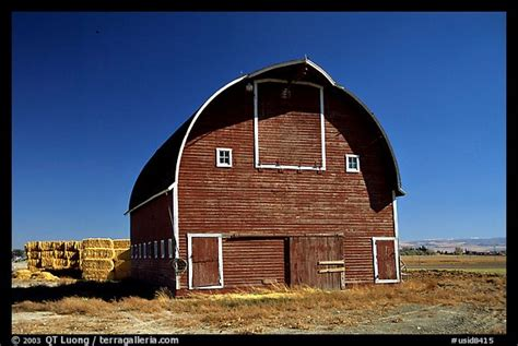 Usa Barns Picture Photo Barn Idaho Usa
