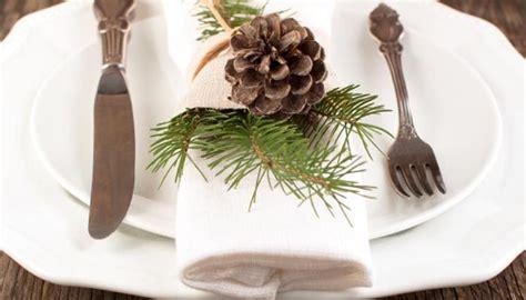 Natur Deko Weihnachten by Natur Deko Tannenzweige Tannenzapfen Tischdeko Weihnachten