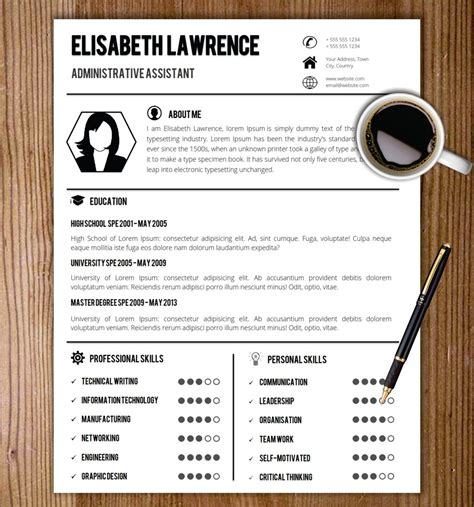 resume template dazzling resume format download word file luxury