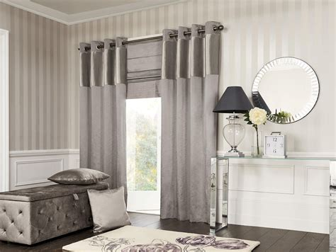 Next Wallpaper And Matching Curtains Decor Buy Collection Glitter Wide Stripe Wallpaper From The Next Uk Shop Townhouse