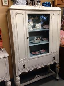 Display Cabinet With Glass Front Glass Front Display Cabinet By Brightwoodlane On Etsy