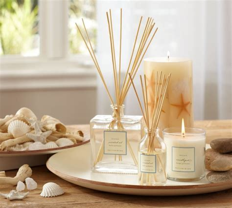 pottery barn homescent collection 7 top home