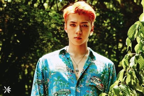 exo the war exo reveals sehun in tattoos for the war teasers