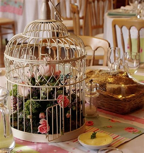 decorating a birdcage for a home using birdcages in home design