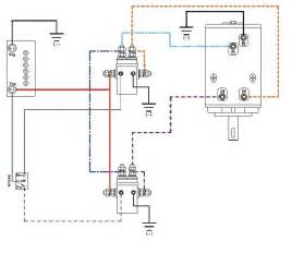 winch wiring diagrams