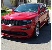 2014 Jeep Grand Cherokee SRT Sport Utility 64L V8 HEMI Supercharged
