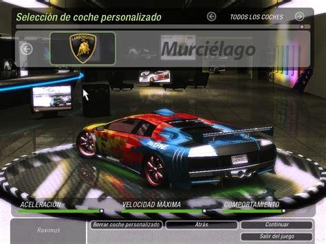 Underground Lamborghini Need For Speed Underground 2 Lamborghini Murcielago Nfsc