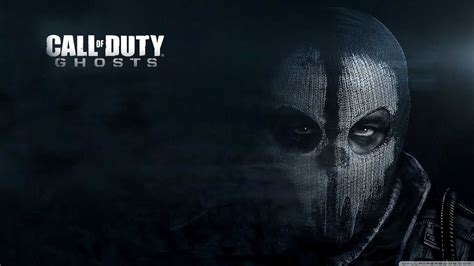 Call Of Duty Ghosts Wallpaper Hd Pics 4k Desktop New Ghost