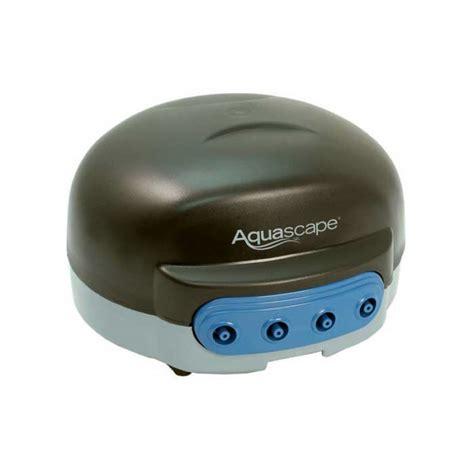 aquascape pond aerator pond air aeration kits from aquascape 174