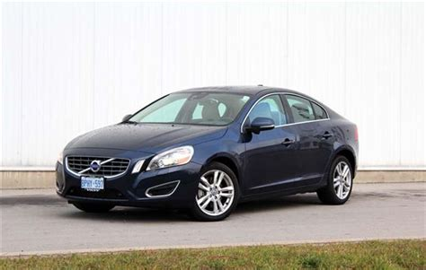 2013 volvo s60 t5 awd test drive 2013 volvo s60 t5 awd autos ca