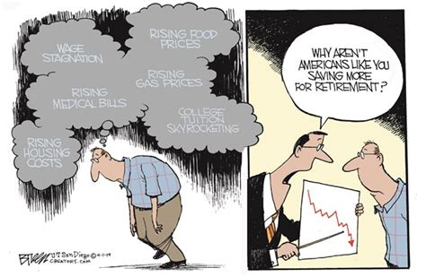 political cartoons on the economy cartoons us news summing up the american dream in one cartoon zero hedge