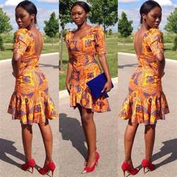 ankara style for simple and beautiful ankara styles for ladies 2015