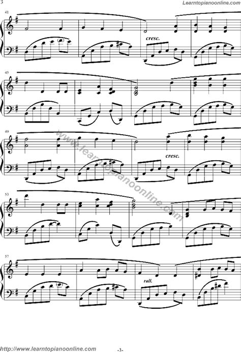 merry christmas  piano sheet  learn   play piano