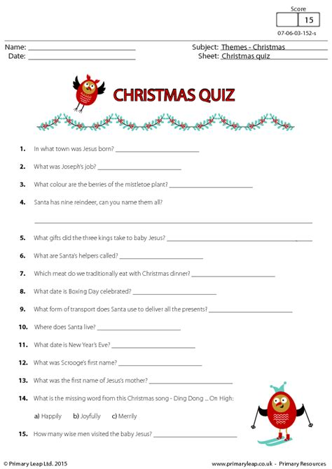 new year quiz pdf 357 free worksheets coloring sheets printables