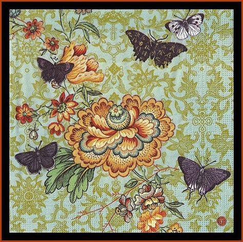 Napkin Tissue Decoupage 475 126 best paper napkins images on paper napkins