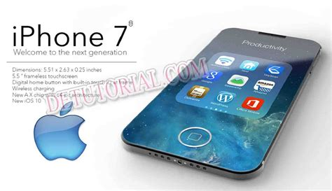 produk baru iphone 7 dengan spek gahar detutorial