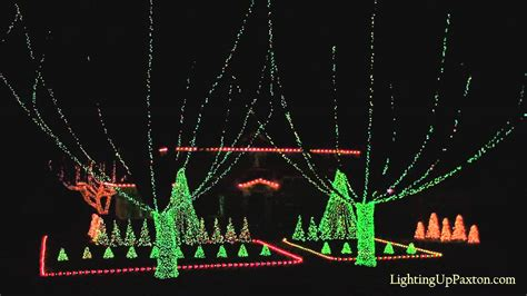 christmas lights 2014 sandstorm youtube