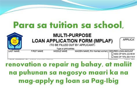 how to apply pag ibig housing loan thoughtskoto how to apply for pag ibig muti purpose loan