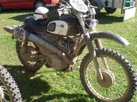 Oldtimer Enduro Motorräder by Mz Es G Motorcycle Enduro Motorrad