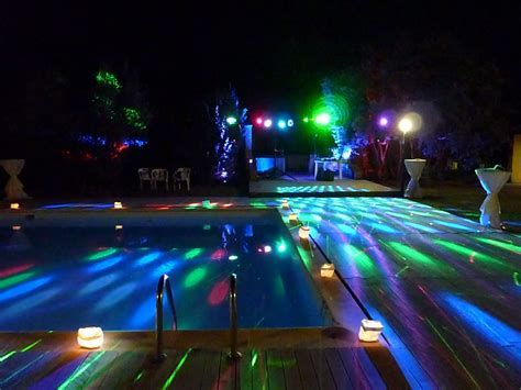 pool party ? Mobile dj and Mobile Disco for your party in
