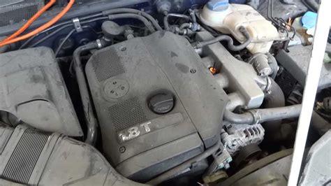 how do cars engines work 2004 volkswagen passat auto manual 2003 volkswagen passat 1 8l engine with 37k miles youtube