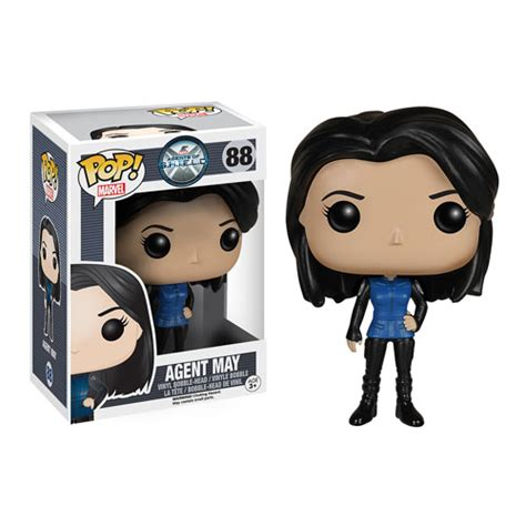 big 6 bobbleheads agents of shield melinda may pop figure bobble