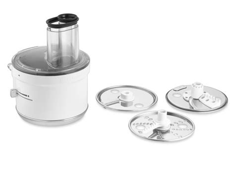 kitchenaid 174 food processor attachment williams sonoma