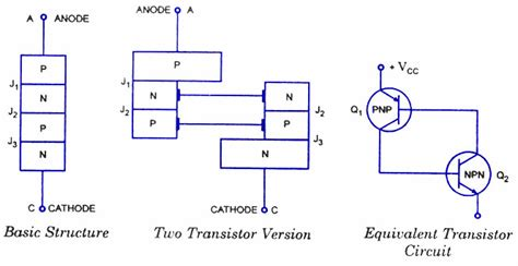 shockley diode circuit shockley diode electronic circuits and diagrams electronic projects and design