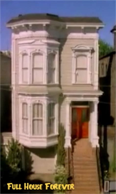 where is the full house house in san francisco the house full house forever