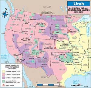 world map utah