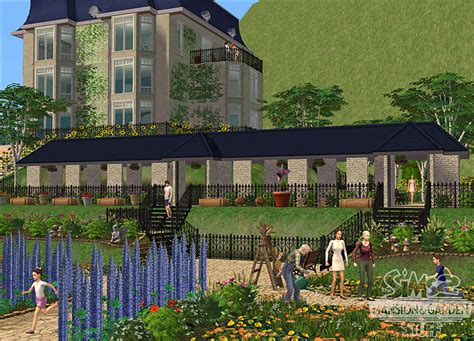 sims 2 garten the sims 2 mansion and garden stuff images mansion and