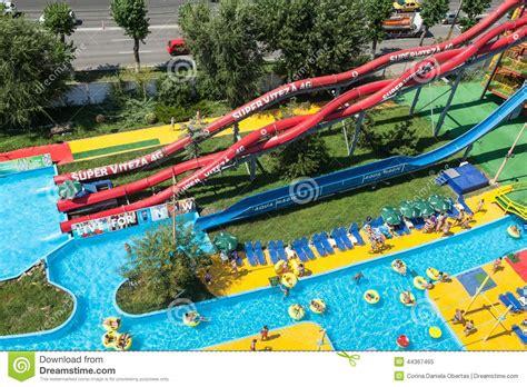 Ac Aqua Setengah Pk aqua park mamaia romania editorial image image of jump