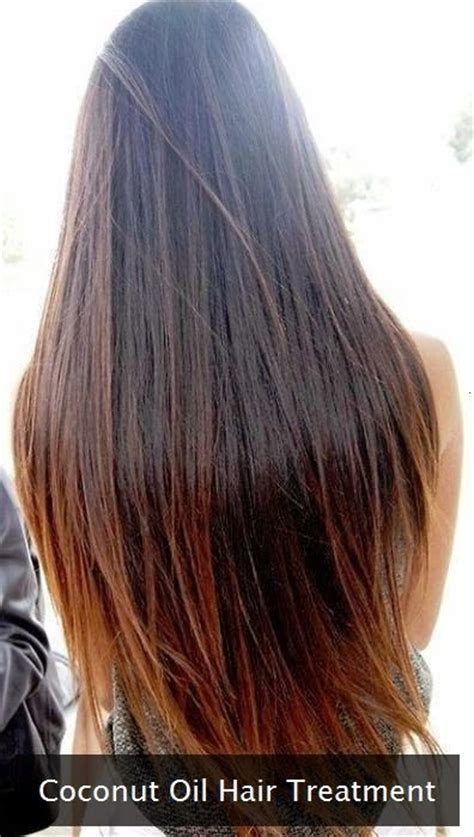 coconut oil after hair cut 751 best long hair woman s glory images on pinterest