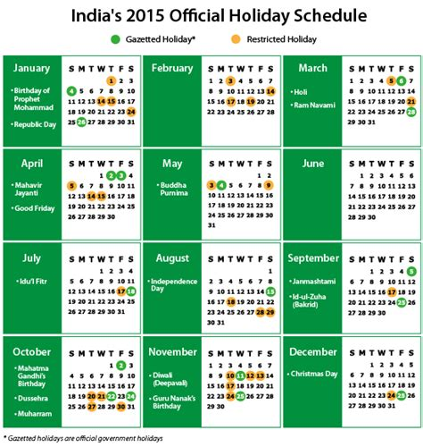 Mba Calendar 2015 India by Image Gallery India Holidays 2015
