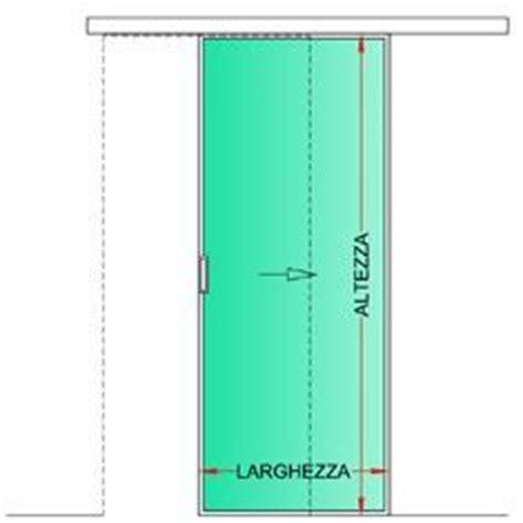 porte scorrevoli esterno muro misure best porte scorrevoli esterno muro misure contemporary