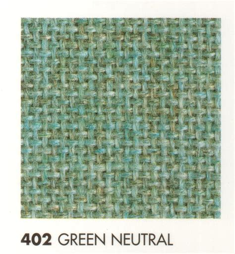 neutral green fabric colors